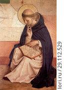 Купить «Saint Dominic», фото № 29112529, снято 5 апреля 2020 г. (c) age Fotostock / Фотобанк Лори