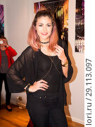 Купить «Natascha Ochsenknecht Vernissage at Art Gallery Z. Featuring: Fiona Erdmann Where: Berlin, Germany When: 15 May 2017 Credit: AEDT/WENN.com», фото № 29113097, снято 15 мая 2017 г. (c) age Fotostock / Фотобанк Лори