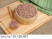 Купить «Узбекский рис для плова - девзира», фото № 29128481, снято 30 августа 2018 г. (c) Елена Коромыслова / Фотобанк Лори