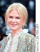 Купить «70th annual Cannes Film Festival - 'How To Talk To Girls At Parties' - Premiere Featuring: Nicole Kidman Where: Cannes, France When: 21 May 2017 Credit: WENN.com», фото № 29159397, снято 21 мая 2017 г. (c) age Fotostock / Фотобанк Лори