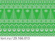 Купить «Cool Retro Christmas Jumper Design», фото № 29166013, снято 15 ноября 2018 г. (c) Wavebreak Media / Фотобанк Лори