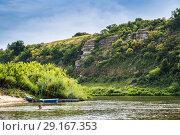 Купить «Галичья гора», фото № 29167353, снято 7 июля 2018 г. (c) Ольга Сейфутдинова / Фотобанк Лори