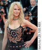 Купить «70th Annual Cannes Film Festival - 70th Anniversary Gala Featuring: Nicole Kidman Where: Cannes, United Kingdom When: 23 May 2017 Credit: WENN.com», фото № 29168489, снято 23 мая 2017 г. (c) age Fotostock / Фотобанк Лори