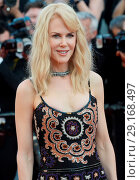 Купить «70th Annual Cannes Film Festival - 70th Anniversary Gala Featuring: Nicole Kidman Where: Cannes, United Kingdom When: 23 May 2017 Credit: WENN.com», фото № 29168497, снято 23 мая 2017 г. (c) age Fotostock / Фотобанк Лори