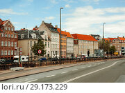 Купить «Копенгаген. Дания. Городской пейзаж.», фото № 29173229, снято 18 июля 2010 г. (c) Галина Савина / Фотобанк Лори
