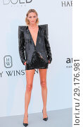 Купить «Arrivals for the 24th annual amfAR fundraiser during the Cannes Film Festival at the Hotel Eden Roc in Cap D'Antibes Featuring: Anja Rubik Where: Cap D...», фото № 29176981, снято 25 мая 2017 г. (c) age Fotostock / Фотобанк Лори