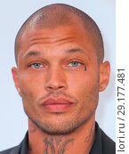 Купить «Arrivals for the 24th annual amfAR fundraiser during the Cannes Film Festival at the Hotel Eden Roc in Cap D'Antibes Featuring: Jeremy Meeks Where: Cap...», фото № 29177481, снято 25 мая 2017 г. (c) age Fotostock / Фотобанк Лори