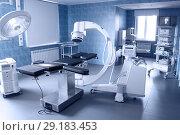 Hospital operating. medical equipment. Стоковое фото, фотограф bashta / Фотобанк Лори