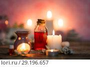 Купить «Items for spa», фото № 29196657, снято 22 марта 2018 г. (c) Типляшина Евгения / Фотобанк Лори