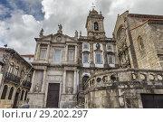 Купить «Sao Francisco church, Porto, Portugal.», фото № 29202297, снято 9 апреля 2018 г. (c) age Fotostock / Фотобанк Лори