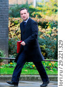 Купить «Ministers attend weekly Cabinet Meeting in Downing Street Featuring: Alun Cairns Where: London, United Kingdom When: 28 Nov 2017 Credit: WENN.com», фото № 29221329, снято 28 ноября 2017 г. (c) age Fotostock / Фотобанк Лори