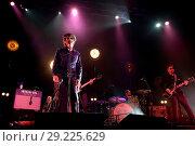 Купить «Eels performing at the O2 Academy in Glasgow, United Kingdom Featuring: Eels Where: Glasgow, Scotland, United Kingdom When: 04 Jul 2018 Credit: Peter Kaminski/WENN.com», фото № 29225629, снято 4 июля 2018 г. (c) age Fotostock / Фотобанк Лори