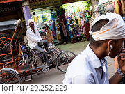 Купить «India, Varanasi, daily life», фото № 29252229, снято 5 марта 2018 г. (c) age Fotostock / Фотобанк Лори