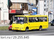 Купить «Bogdan A092», фото № 29255845, снято 24 августа 2011 г. (c) Art Konovalov / Фотобанк Лори