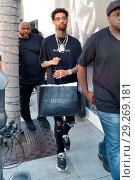 Купить «PnB Rock Shopping In Beverly Hills the Trap Star was spotted leaving the Prada store on Rodeo Drive. Featuring: PnB Rock Where: Beverly Hills, California...», фото № 29269181, снято 22 июня 2018 г. (c) age Fotostock / Фотобанк Лори