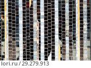 Купить «mosaic tile background», фото № 29279913, снято 10 февраля 2018 г. (c) Syda Productions / Фотобанк Лори