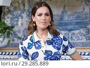 Купить «'El Mundo Es Suyo' photocall at La Giralda Restaurant in Madrid, Spain Featuring: Mar Saura Where: Madrid, Spain When: 20 Jun 2018 Credit: Oscar Gonzalez/WENN.com», фото № 29285889, снято 20 июня 2018 г. (c) age Fotostock / Фотобанк Лори