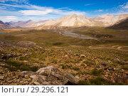 Купить «Andes near Las Lenas», фото № 29296121, снято 9 февраля 2017 г. (c) Яков Филимонов / Фотобанк Лори