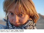 Купить «Portrait of girl outdoor», фото № 29296509, снято 10 июля 2008 г. (c) Знаменский Олег / Фотобанк Лори