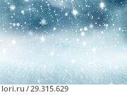 Купить «Новогодний фон», фото № 29315629, снято 10 ноября 2017 г. (c) Икан Леонид / Фотобанк Лори