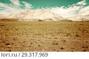 Купить «Andes near Las Lenas», фото № 29317969, снято 9 февраля 2017 г. (c) Яков Филимонов / Фотобанк Лори