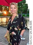 Annette Frier at Produzentenfest at Haus der Kulturen der Welt. Berlin... (2018 год). Редакционное фото, фотограф AEDT / WENN.com / age Fotostock / Фотобанк Лори
