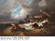 Купить «Dommersen Pieter Cornelis - the Eye of the Storm.», фото № 29370197, снято 24 августа 2019 г. (c) age Fotostock / Фотобанк Лори