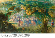 Купить «Doyle Richard - in Fairy Land - an Elfin Dance.», фото № 29370209, снято 28 мая 2020 г. (c) age Fotostock / Фотобанк Лори