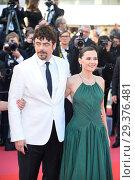 Купить «71st annual Cannes Film Festival - Closing Ceremony Featuring: Benicio Del Toro, Kimberly Stewart Where: Cannes, France When: 19 May 2018 Credit: Euan Cherry/WENN.», фото № 29376481, снято 19 мая 2018 г. (c) age Fotostock / Фотобанк Лори