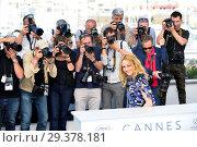 Купить «71st annual Cannes Film Festival - Knife + Heart - Photocall Featuring: Vanessa Paradis Where: Cannes, France When: 18 May 2018 Credit: Euan Cherry/WENN.», фото № 29378181, снято 18 мая 2018 г. (c) age Fotostock / Фотобанк Лори