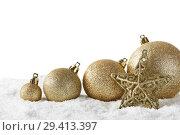 Купить «New Year and Christmas background», фото № 29413397, снято 5 ноября 2018 г. (c) Мельников Дмитрий / Фотобанк Лори