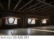Купить «Granite armored battery Shwede, 1863, fort Constantine, Kronstadt, Russia», фото № 29428361, снято 4 ноября 2018 г. (c) Юлия Бабкина / Фотобанк Лори