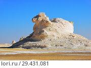Купить «White desert Sahara Egypt», фото № 29431081, снято 27 декабря 2008 г. (c) Знаменский Олег / Фотобанк Лори