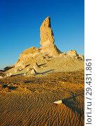 Купить «White desert Sahara Egypt», фото № 29431861, снято 25 декабря 2008 г. (c) Знаменский Олег / Фотобанк Лори