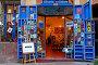 Купить «Solidary bookstore, Gracia district, Barcelona, Catalonia, Spain», фото № 29436757, снято 20 августа 2018 г. (c) age Fotostock / Фотобанк Лори