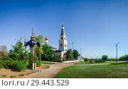 Купить «St. Nicholas Cathedral in Ochakov city, Ukraine», фото № 29443529, снято 22 сентября 2018 г. (c) Sergii Zarev / Фотобанк Лори
