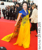 Купить «Celebrities attend the premiere for 'Yomeddine' at the Palais de Festival in Cannes, France. Featuring: Atmosphere Where: Cannes, France When: 08 May 2018 Credit: Euan Cherry/WENN.», фото № 29445205, снято 8 мая 2018 г. (c) age Fotostock / Фотобанк Лори