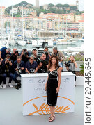 Купить «71st annual Cannes Film Festival - Un Certain Regard - Jury Photocall Featuring: Virginie Ledoyen Where: Cannes, France When: 09 May 2018 Credit: WENN.com», фото № 29445645, снято 9 мая 2018 г. (c) age Fotostock / Фотобанк Лори