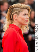 Купить «71st annual Cannes Film Festival - 'Everybody Knows' - Premiere and Opening Ceremony Featuring: Alice Taglioni Where: Cannes, France When: 08 May 2018 Credit: Euan Cherry/WENN.», фото № 29446505, снято 8 мая 2018 г. (c) age Fotostock / Фотобанк Лори