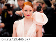 Купить «71st annual Cannes Film Festival - 'Everybody Knows' - Premiere and Opening Ceremony Featuring: Barbara Meier Where: Cannes, France When: 08 May 2018 Credit: Euan Cherry/WENN.», фото № 29446577, снято 8 мая 2018 г. (c) age Fotostock / Фотобанк Лори