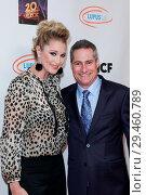 Lupus LA Orange Ball 2018 was held at the Beverly Wilshire Hotel ... Редакционное фото, фотограф Sheri Determan / WENN.com / age Fotostock / Фотобанк Лори