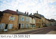 Купить «Image of Bligny-sur-Ouche city historical streets and building», фото № 29509921, снято 12 октября 2018 г. (c) Яков Филимонов / Фотобанк Лори