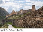 Купить «Georgia, Khertvisi fortress», фото № 29511993, снято 25 сентября 2018 г. (c) Юлия Бабкина / Фотобанк Лори
