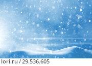 Купить «Christmas bright background», фото № 29536605, снято 1 декабря 2018 г. (c) Икан Леонид / Фотобанк Лори