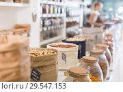 Купить «Photo of mix brasilian nut», фото № 29547153, снято 4 сентября 2017 г. (c) Яков Филимонов / Фотобанк Лори