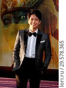Купить «Ready Player One film premiere in Los Angeles, United States. Featuring: Win Morisaki Where: Los Angeles, California, United States When: 26 Mar 2018 Credit: Nicky Nelson/WENN.com», фото № 29578365, снято 26 марта 2018 г. (c) age Fotostock / Фотобанк Лори