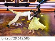 Купить «German RTL Live TV Show 'Let's Dance' at MMC Studios in Ossendorf. Featuring: Jimi Blue Ochsenknecht, Renata Lusin Where: Cologne, Germany When: 16 Mar 2018 Credit: WENN.com», фото № 29612585, снято 16 марта 2018 г. (c) age Fotostock / Фотобанк Лори