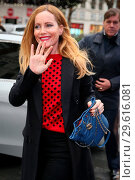 John Cena and Leslie Mann seen promoting their new film 'Blockers... (2018 год). Редакционное фото, фотограф WENN.com / age Fotostock / Фотобанк Лори