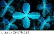 Купить «Christmas ice flower», видеоролик № 29616593, снято 24 декабря 2018 г. (c) Щербанюк Иван Васильевич / Фотобанк Лори