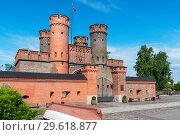 Купить «Фридрихсбургские ворота. Калининград», эксклюзивное фото № 29618877, снято 9 июля 2018 г. (c) Александр Щепин / Фотобанк Лори